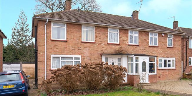 Offers in excess of £495,000, 3 Bedroom Semi Detached House For Sale in Edgware, HA8