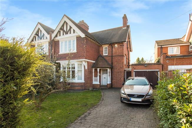 Asking Price £625,000, 2 Bedroom Semi Detached House For Sale in Stanmore, HA7