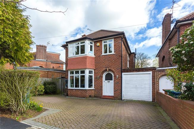 Offers in excess of £700,000, 3 Bedroom Detached House For Sale in Stanmore, HA7