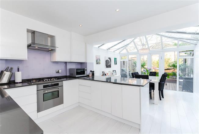 Asking Price £525,000, 3 Bedroom Terraced House For Sale in Edgware, HA8