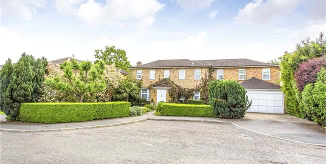 Asking Price £1,695,000, 5 Bedroom Detached House For Sale in Stanmore, HA7