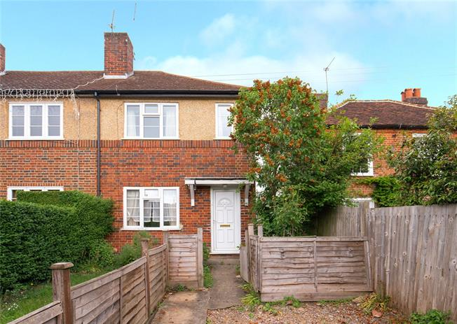 Asking Price £449,950, 2 Bedroom End of Terrace House For Sale in Stanmore, HA7