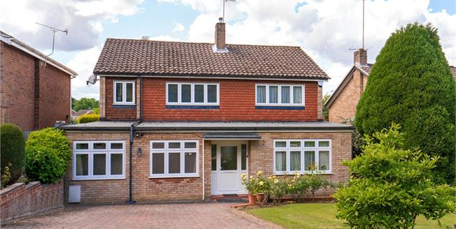 Asking Price £875,000, 4 Bedroom Detached House For Sale in Hertfordshire, WD23