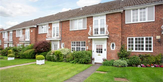 Asking Price £635,000, 3 Bedroom Terraced House For Sale in Stanmore, HA7