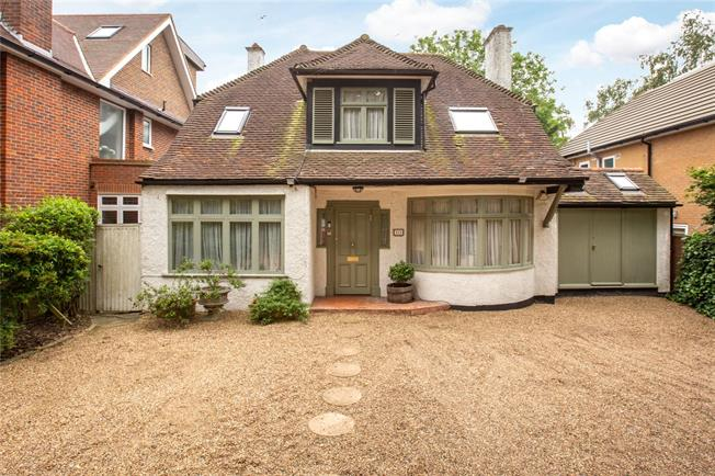 Asking Price £975,000, 4 Bedroom Detached House For Sale in Harrow, HA3