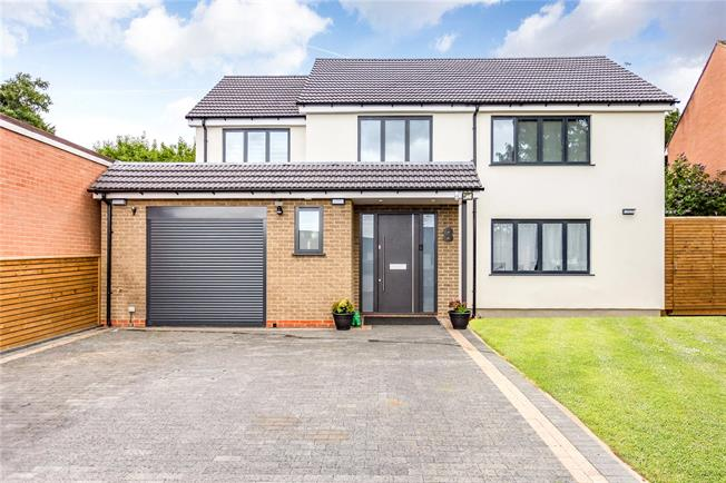 Asking Price £1,300,000, 4 Bedroom Detached House For Sale in Bushey, WD23