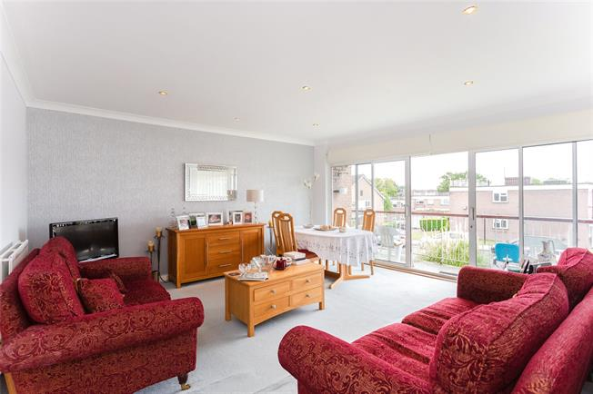 Asking Price £480,000, 3 Bedroom Flat For Sale in Stanmore, HA7