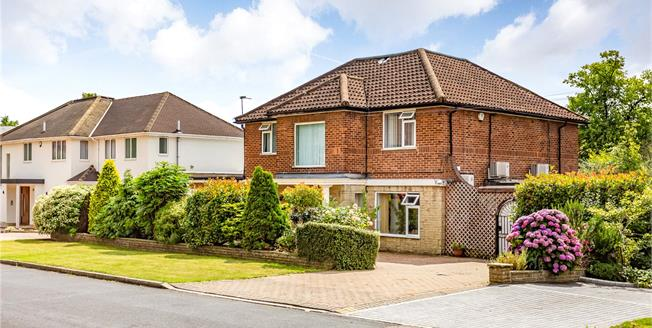 Offers in excess of £2,000,000, 4 Bedroom Detached House For Sale in Middlesex, HA7
