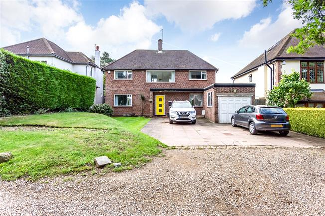 Asking Price £1,150,000, 3 Bedroom Detached House For Sale in Middlesex, HA3