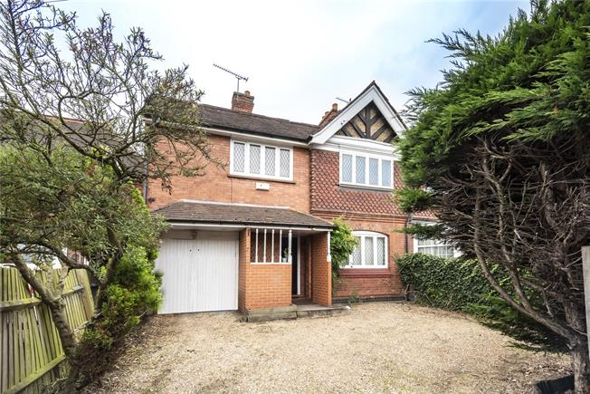 Offers in excess of £675,000, 3 Bedroom Semi Detached House For Sale in Stanmore, HA7