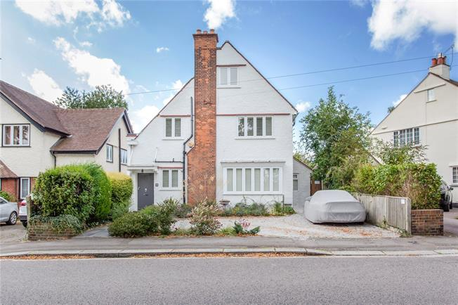 Asking Price £1,500,000, 5 Bedroom Detached House For Sale in Hertfordshire, WD23