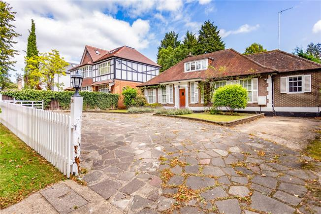 Offers in excess of £1,000,000, 4 Bedroom Bungalow For Sale in Harrow, HA3