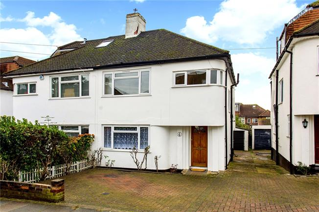 Offers in excess of £550,000, 3 Bedroom Semi Detached House For Sale in Harrow, HA3