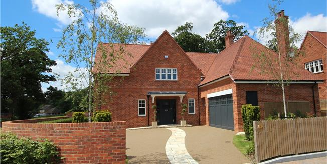 Asking Price £2,995,000, 5 Bedroom Detached House For Sale in Stanmore, HA7