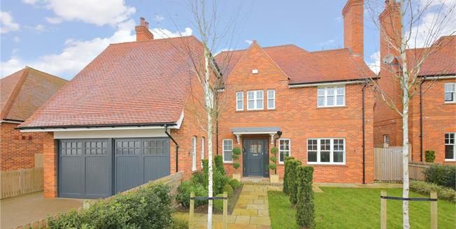 Asking Price £2,499,500, 4 Bedroom Detached House For Sale in Stanmore, Middlesex, HA7