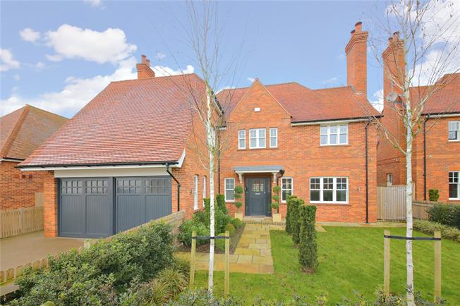 Offers in the region of £2,495,000, 4 Bedroom Detached House For Sale in Stanmore, Middlesex, HA7