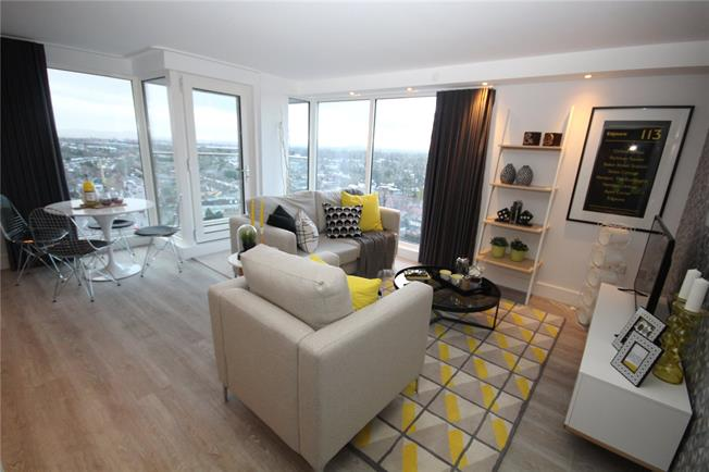 Asking Price £480,000, 2 Bedroom Flat For Sale in Middlesex, HA8