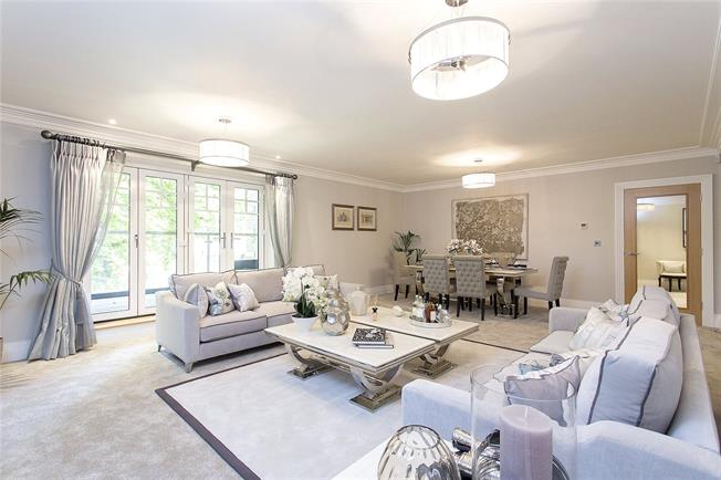 Offers in the region of £1,045,000, 2 Bedroom Flat For Sale in Bushey, Hertfordshire, WD23