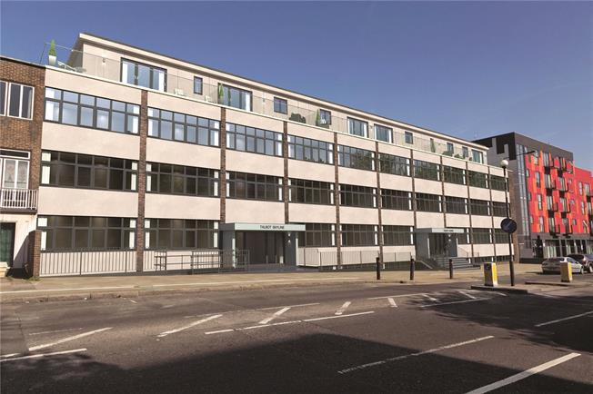 Asking Price £220,000, Flat For Sale in Harrow, Middlesex, HA2