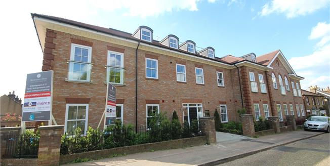 Asking Price £485,000, 1 Bedroom Flat For Sale in Bushey, WD23