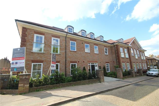 Offers in the region of £485,000, 1 Bedroom Flat For Sale in Bushey, WD23