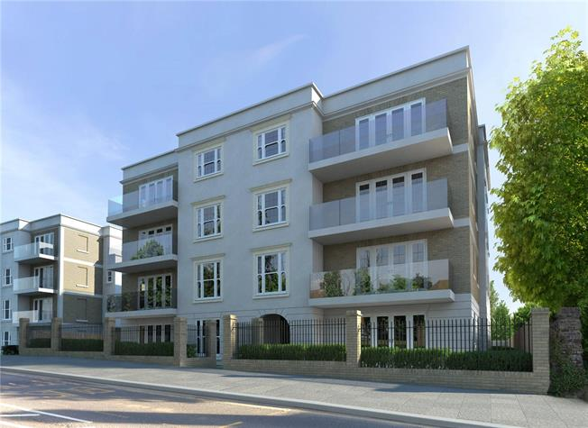 Offers in the region of £799,950, 2 Bedroom Flat For Sale in Bushey, Hertfordshire, WD23