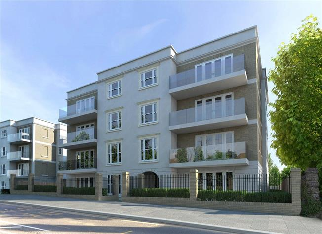 Asking Price £799,950, 2 Bedroom Flat For Sale in Bushey, WD23