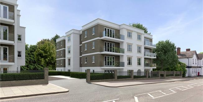 Asking Price £805,000, 2 Bedroom Flat For Sale in Bushey, WD23