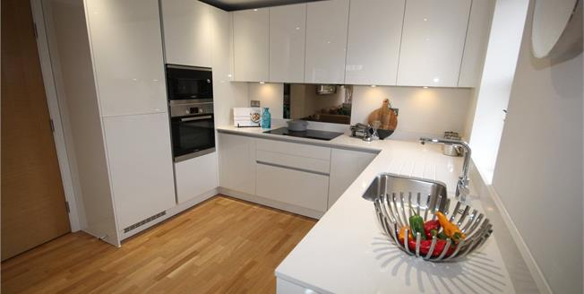 Asking Price £485,000, 2 Bedroom Flat For Sale in Bushey, WD23