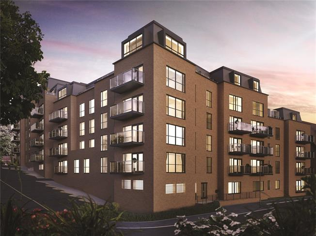 Asking Price £749,950, 2 Bedroom Flat For Sale in Mill Hill, London, NW7