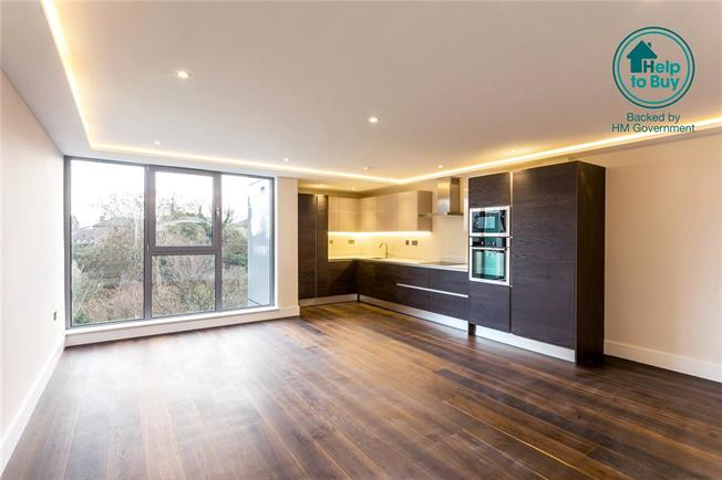 Asking Price £499,950, 2 Bedroom Flat For Sale in New Barnet, EN5