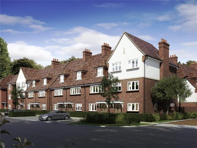 Asking Price £885,000, 4 Bedroom Terraced House For Sale in Mill Hill, London, NW7