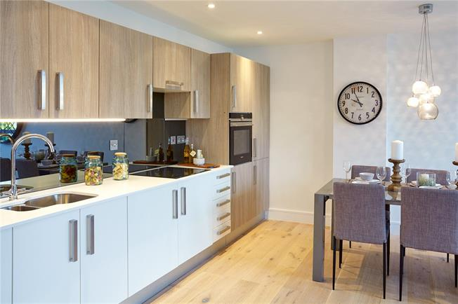 Asking Price £325,000, 1 Bedroom Flat For Sale in Barnet, EN5