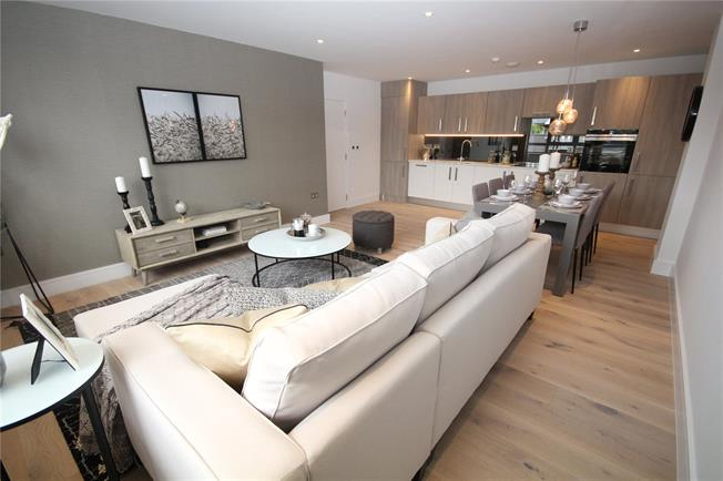 Asking Price £327,500, 1 Bedroom Flat For Sale in Barnet, EN5