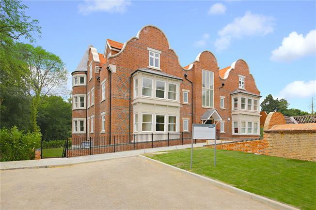 Asking Price £775,000, 2 Bedroom Flat For Sale in Harrow Weald, Middlesex, HA3