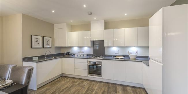 Asking Price £505,000, 2 Bedroom Flat For Sale in Barnet, EN5