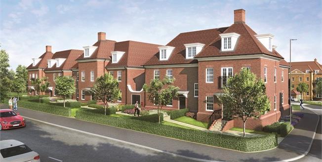 Asking Price £520,000, 2 Bedroom Flat For Sale in Barnet, EN5
