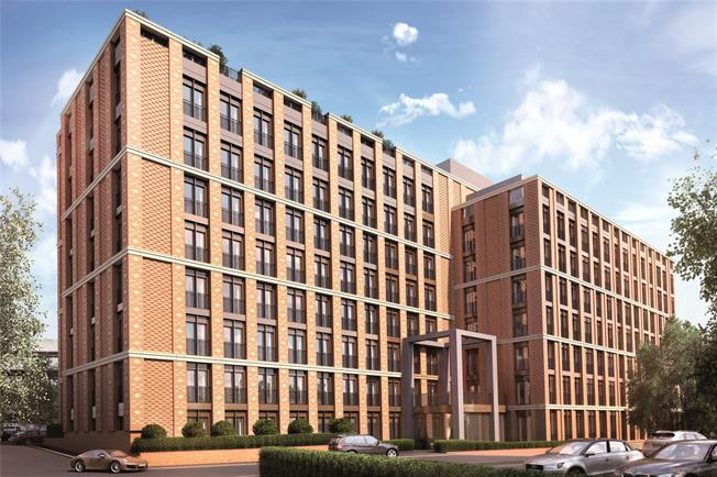 Asking Price £575,000, 2 Bedroom Flat For Sale in St Albans, AL1