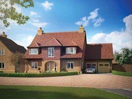 Asking Price £1,750,000, 5 Bedroom Detached House For Sale in Hertfordshire, WD23