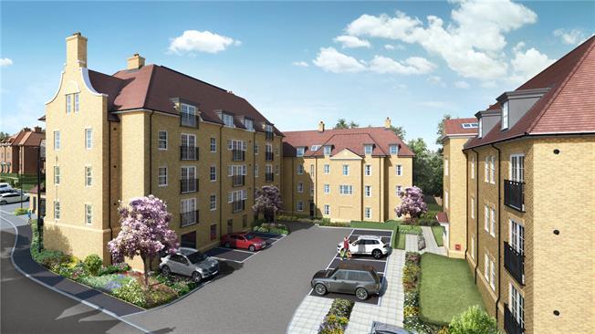 Asking Price £475,000, 2 Bedroom Flat For Sale in Barnet, EN5