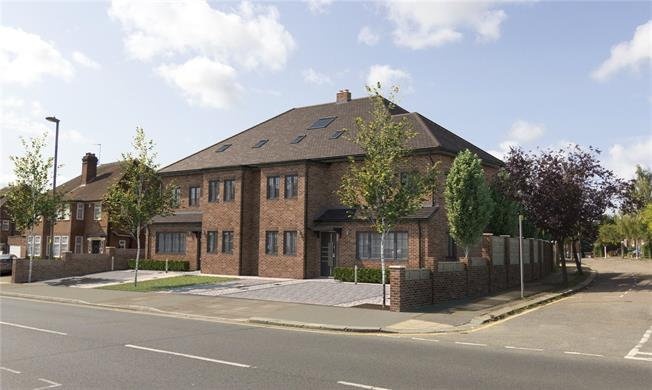 Offers in the region of £499,950, 2 Bedroom Flat For Sale in Edgware, Middlesex, HA8