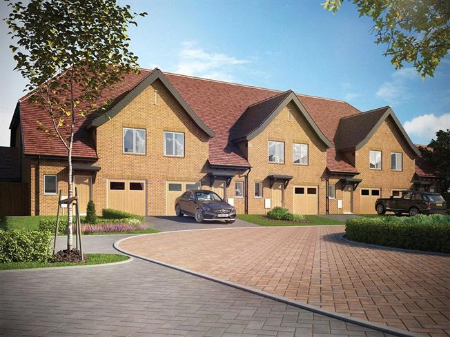Asking Price £774,950, 3 Bedroom Terraced House For Sale in Hertfordshire, WD23