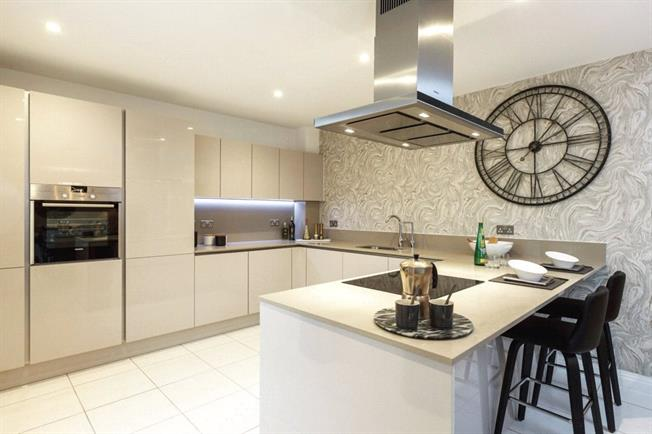 Asking Price £675,950, 2 Bedroom Flat For Sale in Hertfordshire, WD23