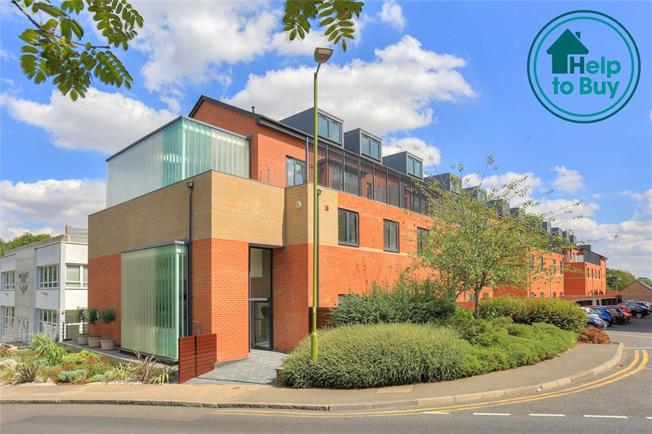 Asking Price £285,000, 1 Bedroom Flat For Sale in St Albans, AL1