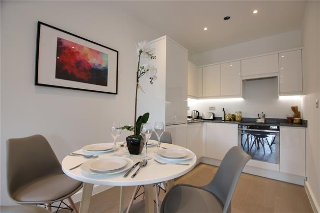 Asking Price £322,500, 1 Bedroom Flat For Sale in St Albans, AL1