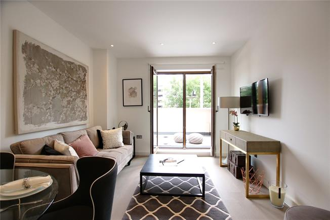 Asking Price £427,500, 2 Bedroom Flat For Sale in St Albans, AL1