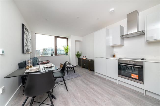 Asking Price £285,000, 1 Bedroom Flat For Sale in Harrow, HA1