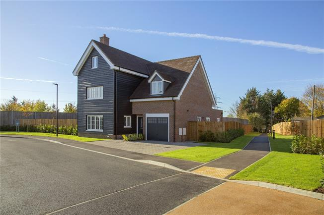 Asking Price £1,295,000, 5 Bedroom Detached House For Sale in Watford, Hertfordshire, WD25