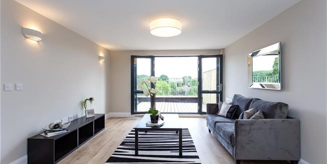Offers in the region of £449,950, 2 Bedroom Flat For Sale in The Broadway, Stanmore, HA7