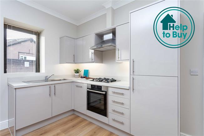 Asking Price £324,950, 1 Bedroom Flat For Sale in Stanmore, HA7